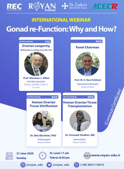 Gonad Re-Function